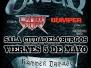 2017-05-05 BHM La Ciudadela, Omen, Bumper y Crimson Storm